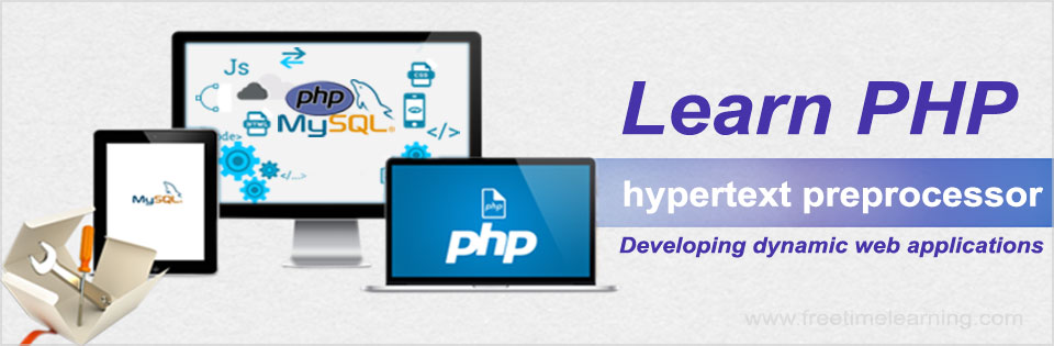 PHP Tutorial, Free PHP Tutorial - Free Time Learning